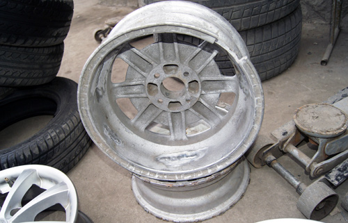 ремонт автомобильных дисков